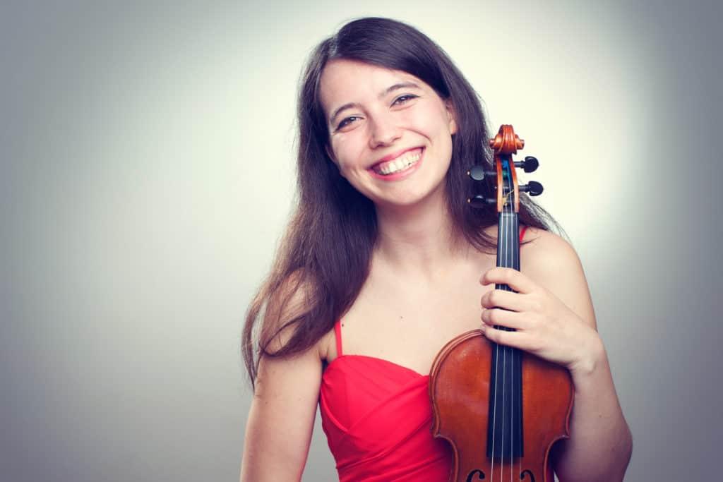 Camilla Busemann - Violine