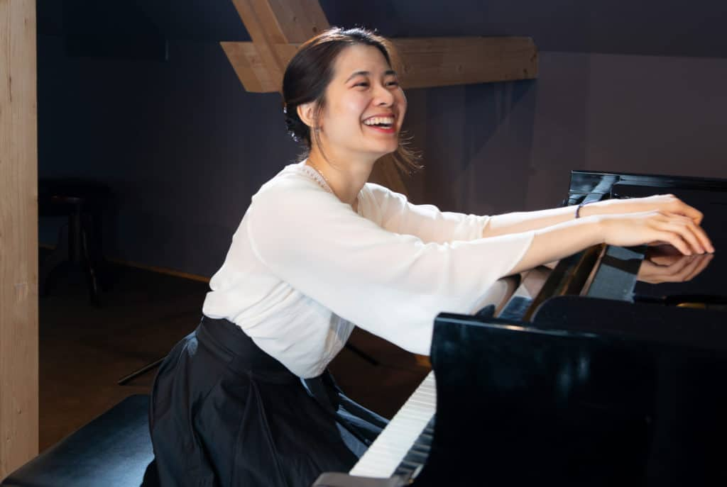 Sijia Ma - Klavier